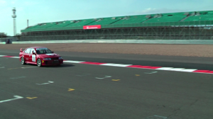 Ian Roberts - Car 33 - Euro Saloons - On Track - Silverstone