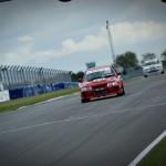 Ian Roberts Car 33 Euro Saloons 2011 Donington