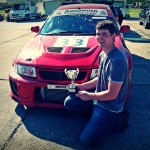 Euro Saloons Pembrey 2011 - 3rd in Class