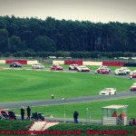 Euro Saloons Snetterton 2011 - Start