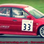Euro Saloons Snetterton 2011 - Three Wheels