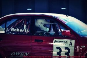 Euro Saloons Silverstone 2011 – EVO 5