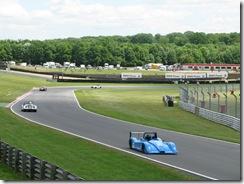 Brands Hatch Test Day Friday 19/06/09