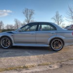 EVO 6 TME - Side on