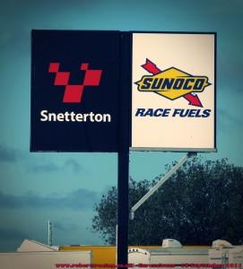 Euro Saloons - Snetterton 2011